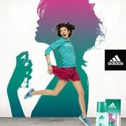 Pintura Coincidencia Equipo de juegos  Happy Game Adidas perfume - a fragrance for women 2011